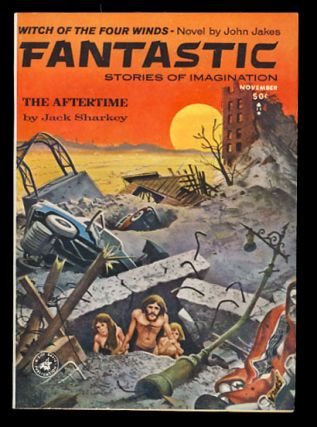 Fantastic November 1963. Cele Goldsmith, ed