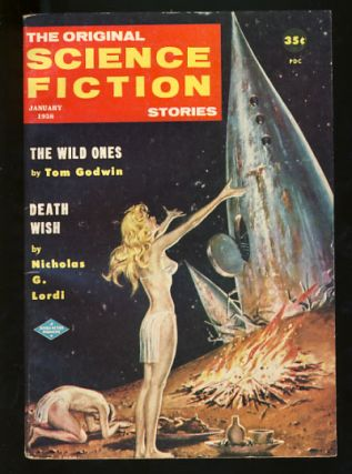 Science Fiction Stories January 1958. Robert A. W. Lowndes, ed