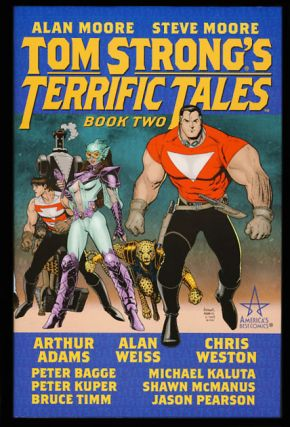 Tom Strong's Terrific Tales Book 2. Arthur Adams, Alan Weiss.