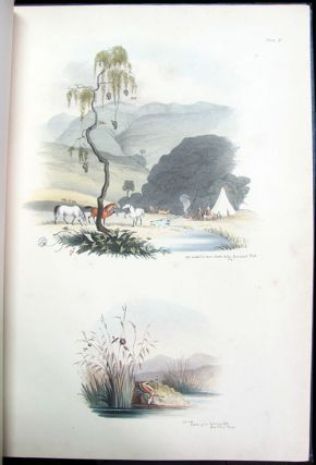 South African Sketches: Illustrative of the Wild Life of a Hunter on the Frontier of the Cape Colony. Henry Butler.