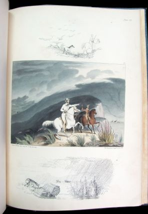South African Sketches: Illustrative of the Wild Life of a Hunter on the Frontier of the Cape Colony.