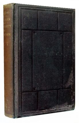 Boston Lectures. 1870. Christianity and Scepticism. Authors