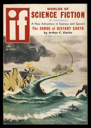 The Songs of Distant Earth in If June 1958. Arthur C. Clarke