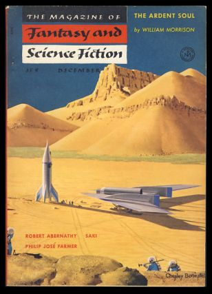 The Father-Thing in The Magazine of Fantasy and Science Fiction December 1954. Philip K. Dick.