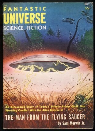 A Surface Raid in Fantastic Universe July 1955. Philip K. Dick