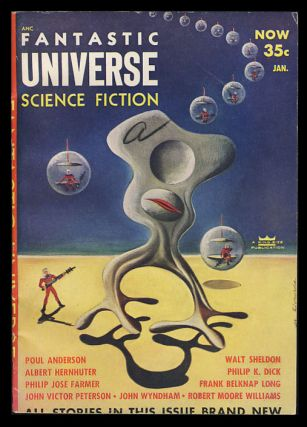 Beyond the Door in Fantastic Universe January 1954. Philip K. Dick
