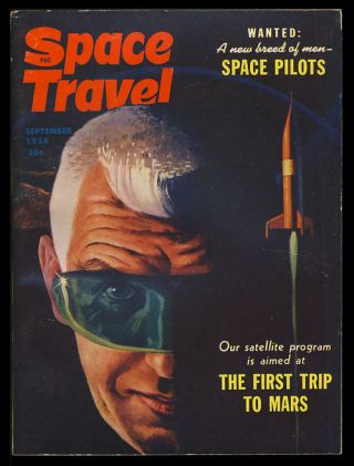 The Star Hunter in Space Travel September 1958. Edmond Hamilton.