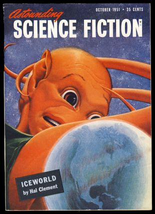 Astounding Science Fiction October 1951. John W. Campbell, ed, Jr
