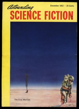 The Currents of Space in Astounding Science Fiction October, November and December 1952.