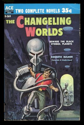 Vanguard from Alpha. / The Changeling Worlds. Brian W. / Bulmer Aldiss, Kenneth