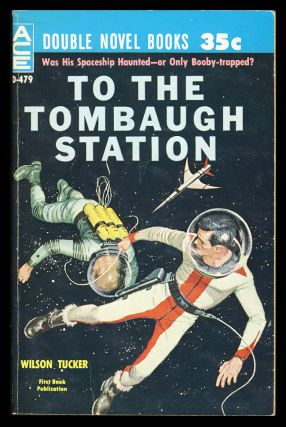 Earthman, Go Home! / To the Tombaugh Station. Poul / Tucker Anderson, Wilson.