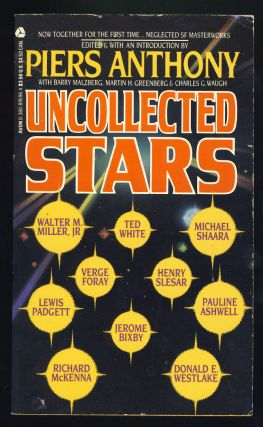 Uncollected Stars. Piers Anthony