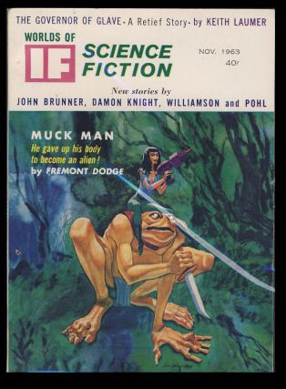 The Reefs of Space Part 3 in If November 1963. Frederik Pohl, Jack Williamson