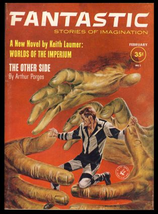 Worlds of the Imperium Part 1 in Fantastic February 1961. Keith Laumer