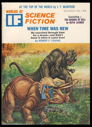 The Hounds of Hell Part 2 in If December 1964. Keith Laumer