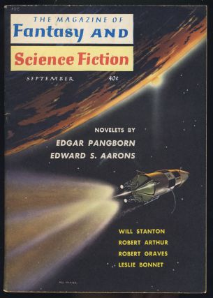 The Red Hills of Summer in The Magazine of Fantasy and Science Fiction September 1959. Edgar...