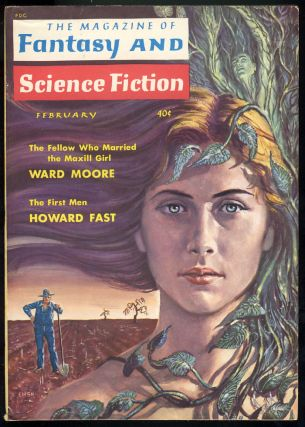 The First Men in The Magazine of Fantasy and Science Fiction February 1960. Howard Fast