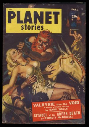 Mars Is Heaven! in Planet Stories Fall 1948. Ray Bradbury