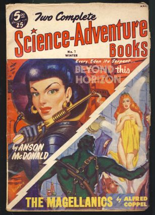 Beyond This Horizon / The Magellanics in Two Complete Science-Adventure Books Winter 1952. Robert...