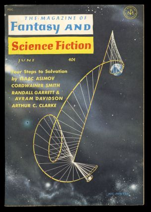 The Magazine of Fantasy and Science Fiction June 1961. Robert P. Mills, ed