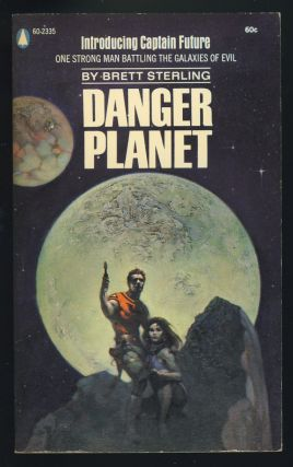 Danger Planet. Brett Sterling