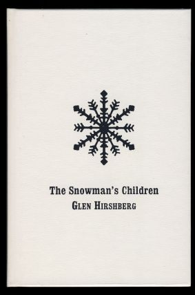 The Snowman's Children. Glen Hirshberg