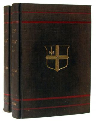 Walks in London. Complete in Two Volumes. Augustus J. C. Hare