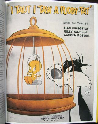 """I Tawt I Taw a Puddy Tat"": Fifty Years of Sylvester and Tweety."