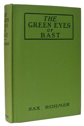 The Green Eyes of Bast.