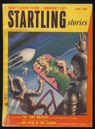 The Time Masters in Startling Stories January 1954. Wilson Tucker.