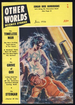 Other Worlds Science Stories June 1956. Raymond Palmer, ed