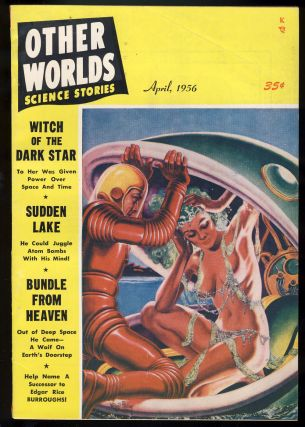 Other Worlds Science Stories April 1956. Raymond Palmer, ed.