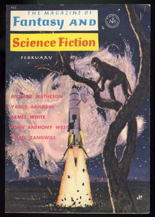 The Magazine of Fantasy and Science Fiction February 1963. Edward L. Ferman, ed