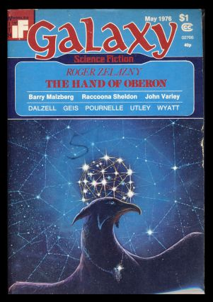 Galaxy May 1976. James Baen, ed