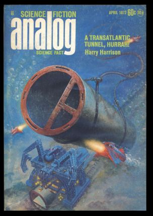 Wings of Victory in Analog Science Fiction Science Fact April 1972. Poul Anderson