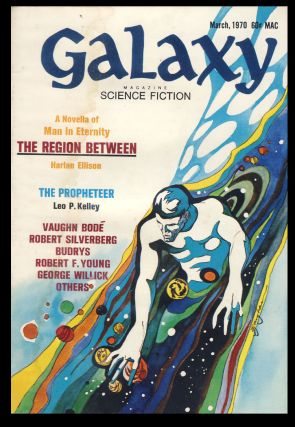 Downward to the Earth (Part 4 of 4) in Galaxy Magazine March 1970. Robert Silverberg