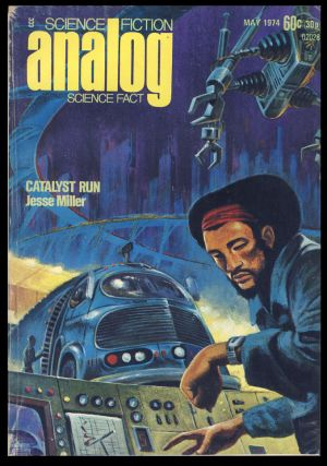 Analog Science Fiction Science Fact May 1974. Ben Bova, ed
