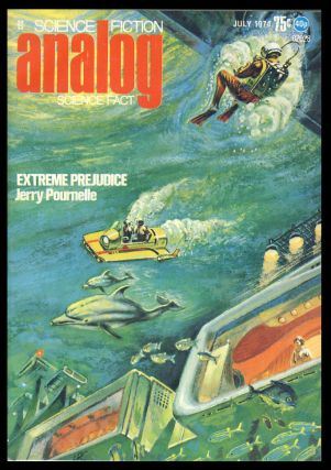 Analog Science Fiction Science Fact July 1974. Ben Bova, ed.