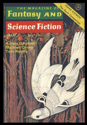 The Magazine of Fantasy and Science Fiction April 1977. Edward L. Ferman, ed