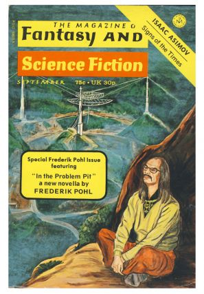 In the Problem Pit in The Magazine of Fantasy and Science Fiction September 1973. Frederik Pohl