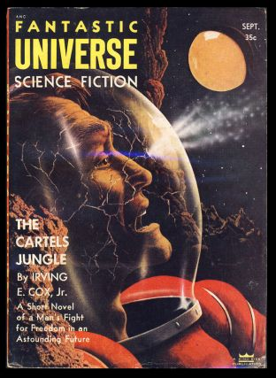 Fantastic Universe September 1955. Leo Margulies, ed