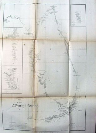 Report of the Superintendent of the Coast Survey, Showing the Progress of the Survey During the Year 1861.