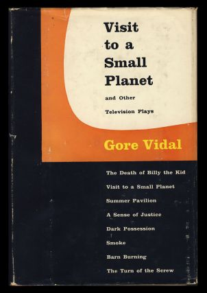 Visit to a Small Planet and Other Television Plays. Gore Vidal