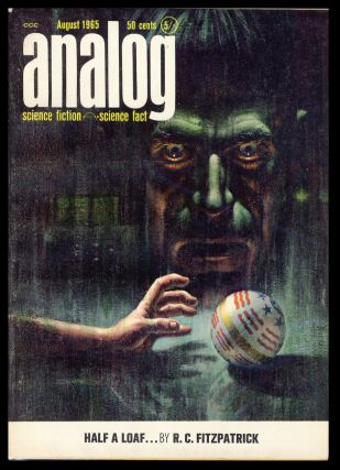 Trader Team (Part 2 of 2) in Analog Science Fiction Science Fact August 1965. Poul Anderson