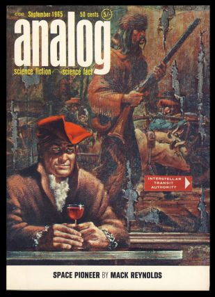 The Life of Your Time in Analog Science Fiction Science Fact September 1965. Poul Anderson