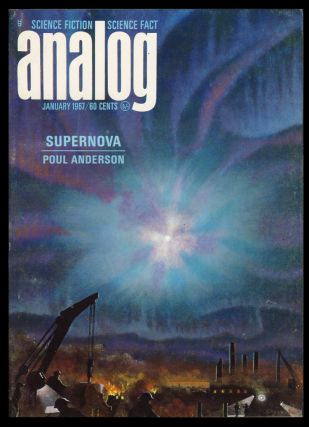 Supernova in Analog Science Fiction Science Fact January 1967. Poul Anderson.