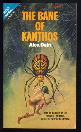 Kalin. / The Bane of Kanthos. E. C. / Dain Tubb, Alex, Alex Lukeman