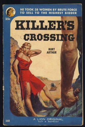 Killer's Crossing. Burt Arthur