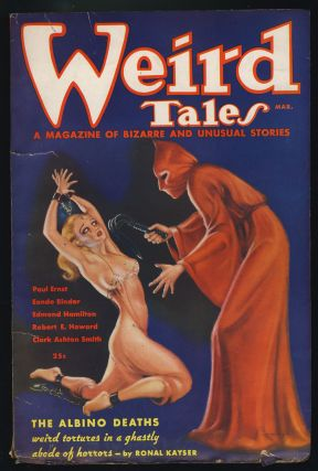 The Hour of the Dragon (Conan the Conqueror) in Weird Tales December 1935 Through April 1936.