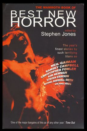 The Mammoth Book of Best New Horror Volume 19. (Signed by 12 Contributors). Stephen Jones, ed